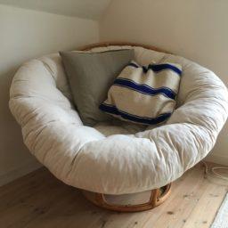 Love nest chair