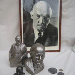 Lenin souvenirs